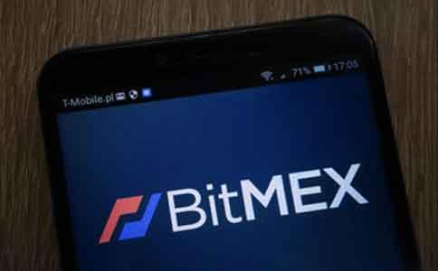 BitMEX手机